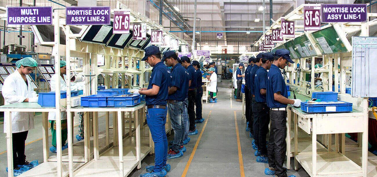 Best Door Lock, Handle Manufacturers & Suppliers Company in India